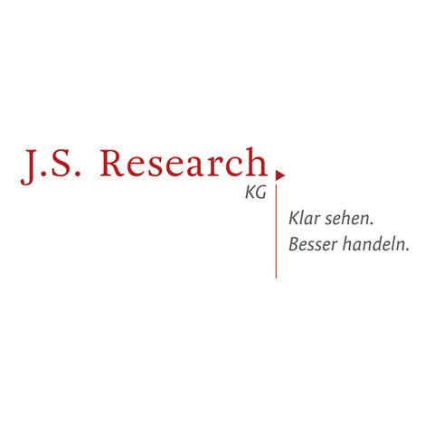 J.S. Research Logo Quadrat-mit_Slogan-01