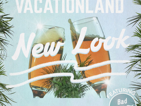 VACATIONLAND #25 New Look