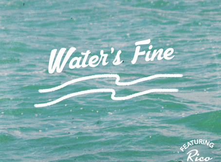 VACATIONLAND #24 Water's Fine