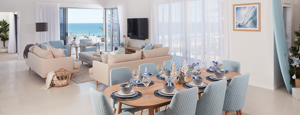 RSL Art Union - Palm Beach Penthouse Living