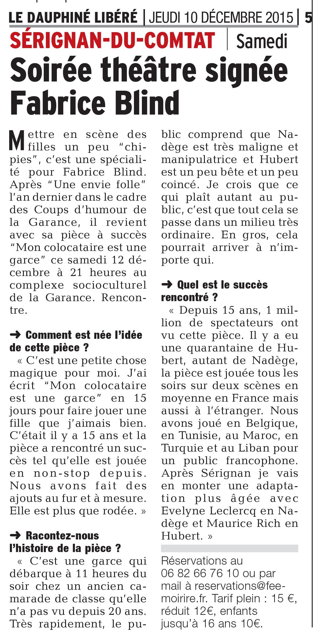 Article_mon_coloc_le_dauphiné_libéré