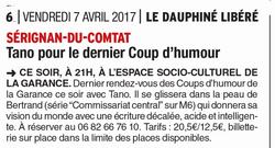 TANO LE DAUPHINE 2