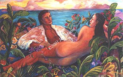 Saba mural 3