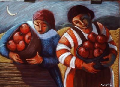 first Apple Ladies