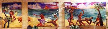Saba Triptych