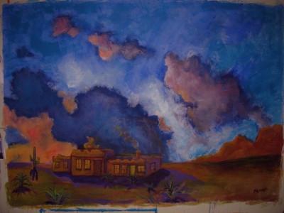 New Mexico Casa