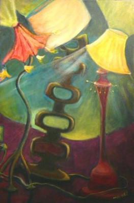 The Lamp Dance