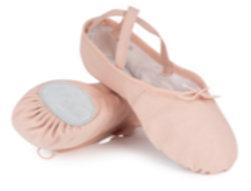 Ballett skór tau