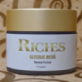 glycolic richè