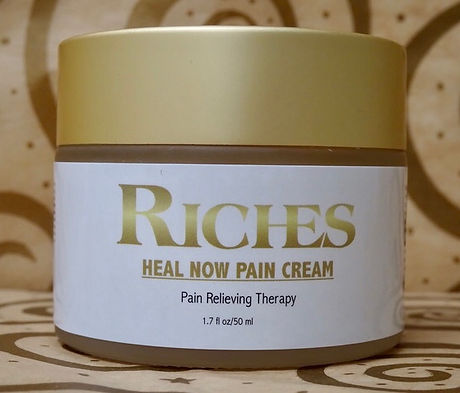 heal now pain cream