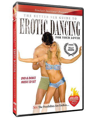 Sizzle ! Better Guide To Erotic Dancing