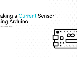 Current Sensor with Arduino