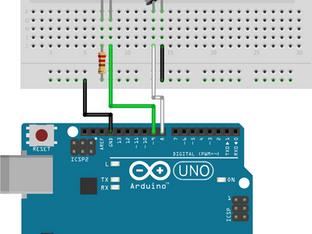 Interfacing Tilt Ball Switch using Arduino