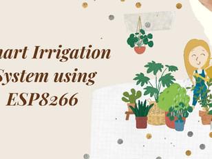 Smart Irrigation System using ESP8266 & ThingSpeak IoT Cloud