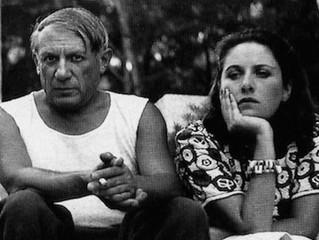 Dora Maar & Pablo Picasso & Jacques Lacan