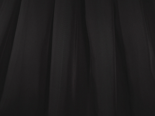 20 ft Black Backdrop Panel