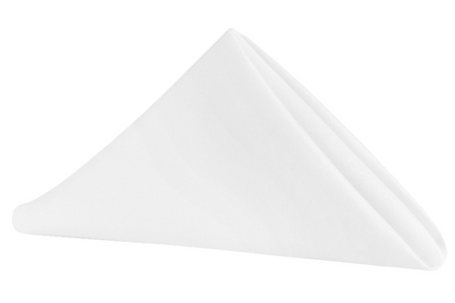 10 Pack White Napkins