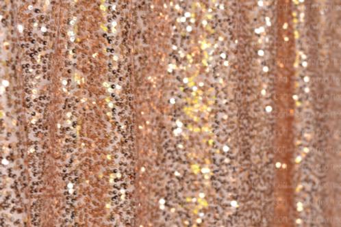 Rose Gold Backdrop Panel