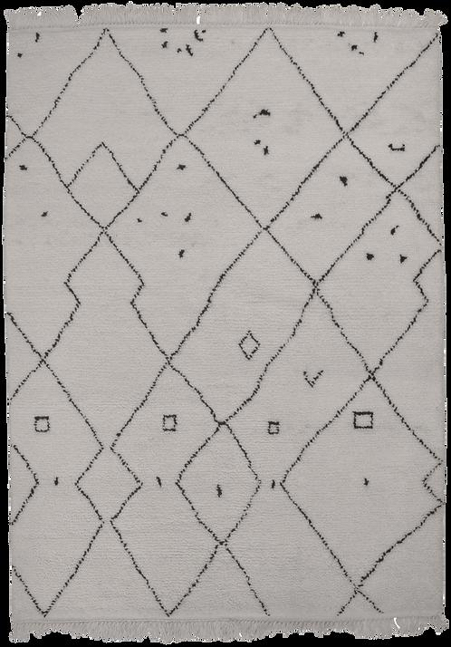 N°84, Tapis Berber Marocain