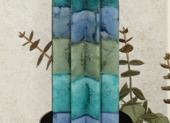 "9"" Cool Water (type) 8 Point Star Pillar"