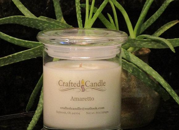 Amaretto Jar Candle