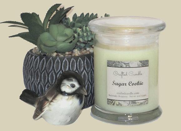 New Sugar Cookie Jar Candle