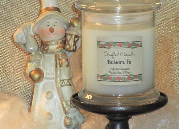 Balsam Fir Jar Candle