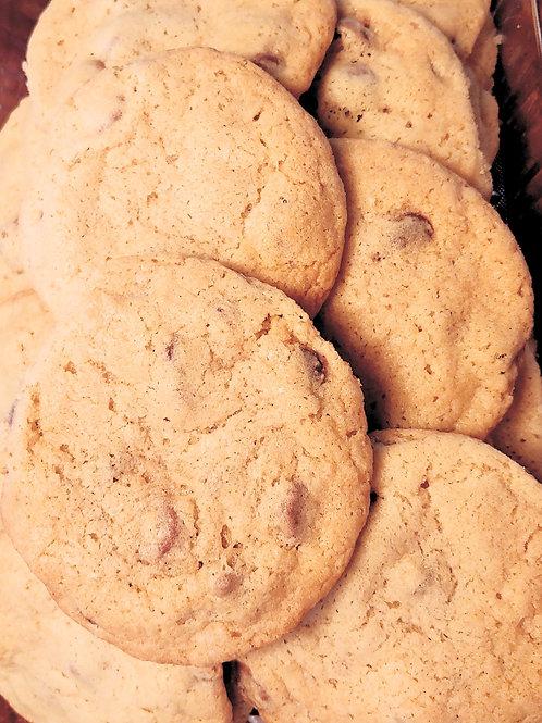 Mesquite Flour Cookies-by-the-Dozen