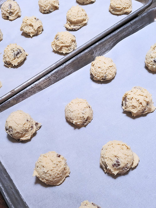 Gluten-Free/Vegan Mesquite Cookies