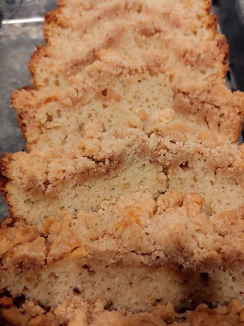 Mesquite Flour Coffee Cake