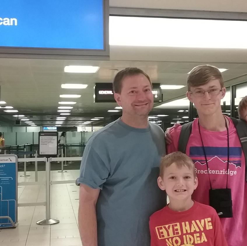 Noah off to Ohio