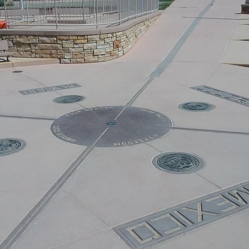 Four Corners marker