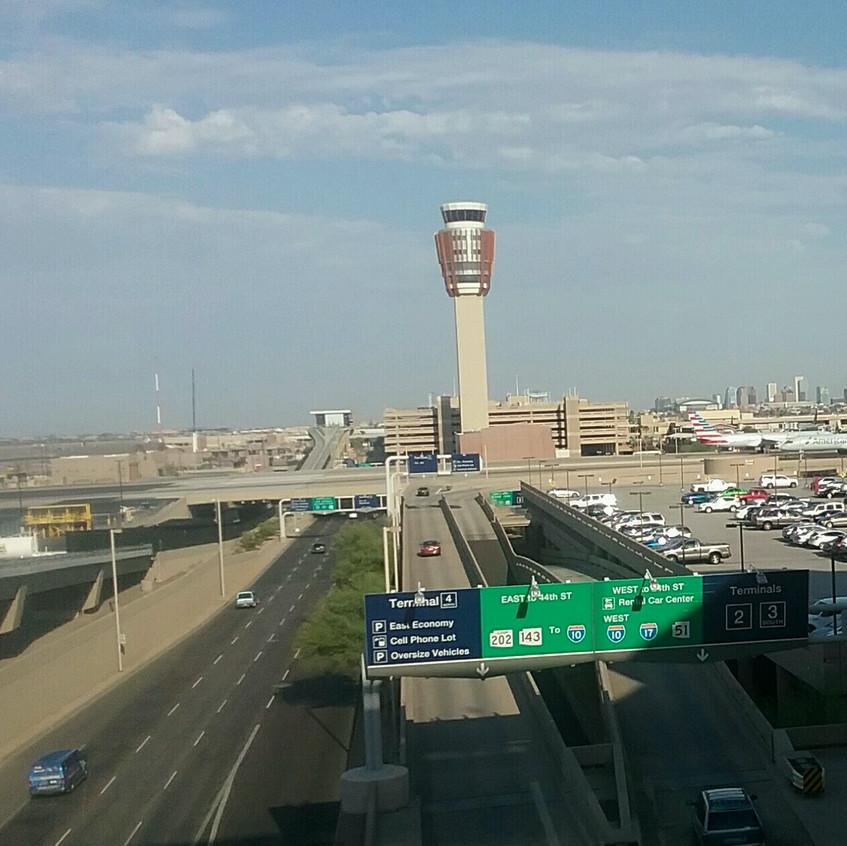 PHX airport
