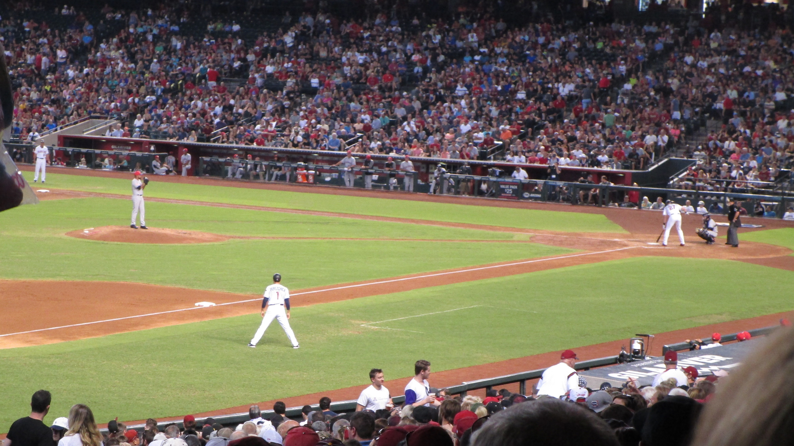 Baseball Game 5