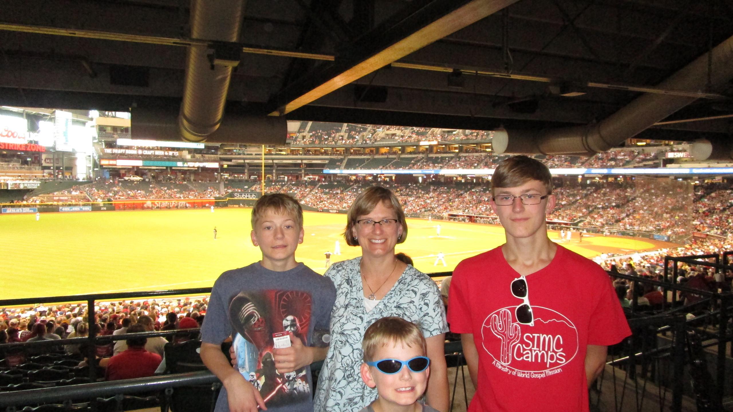 Baseball Game 2