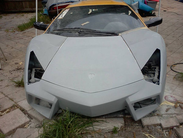 Kit Car That Requires A 150 000 Lamborghini Donor National Auto News