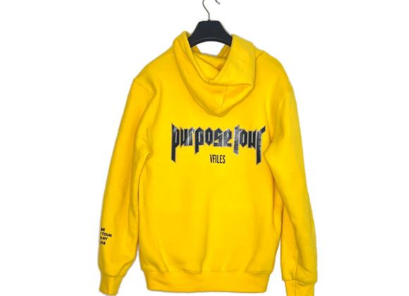 Justin Bieber 'Purpose Tour' Security Hoodie (2016)