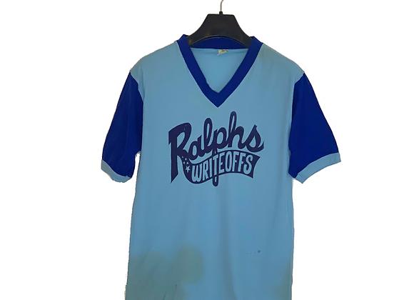 """""""Ralphs Writeoffs"""" Bowling T-shirt"""