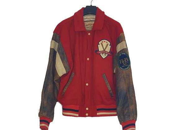 Louisville Slugger Varsity/Leather Jacket (1986)