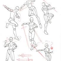 Dynamic Poses w Weapon.jpeg