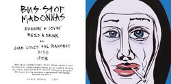 "EP 7"" vinyl by Bus Stop Madonnas"