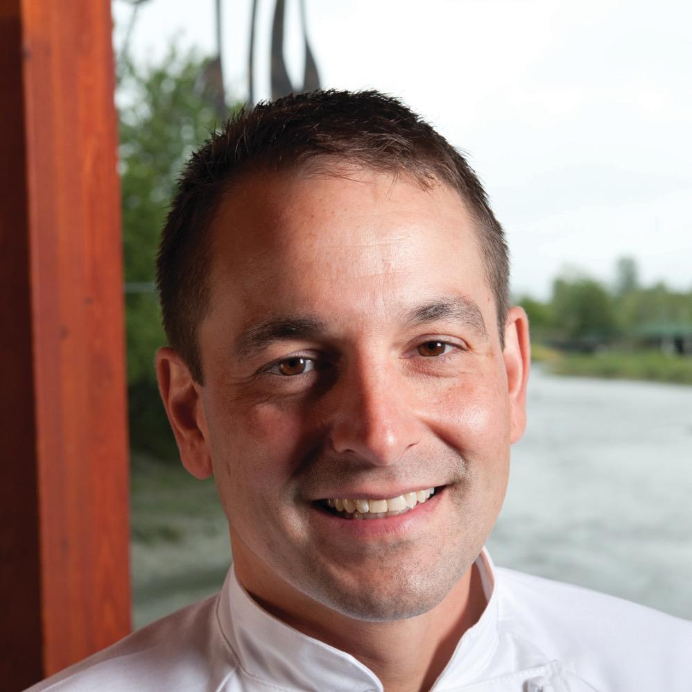 Patrick Hoogerhyde of Bridge Seafood