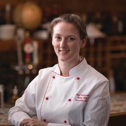 Nancy Alip of Jens' Restaurant