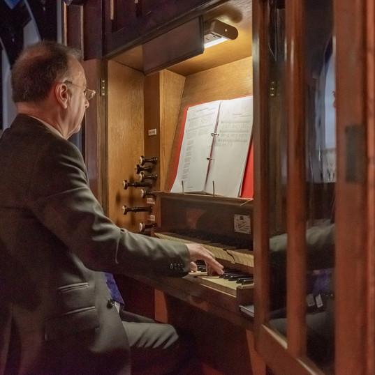 Tim Stuart recital in Chester