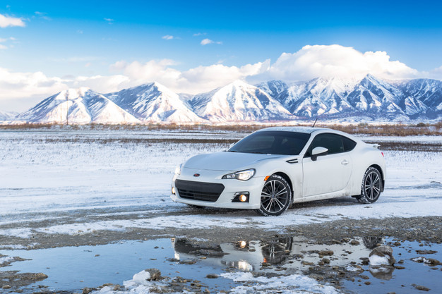 Snow And Sports Cars Everyday Driver - Get in sports car