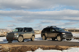 Jeep Renegade & Grand Cherokee - Are these Jeeps? - Review & Long-Term