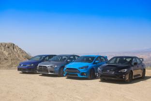 Focus RS Showdown