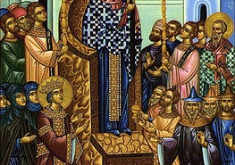 September 14 + Feast Of the Elevation of the Holy Cross