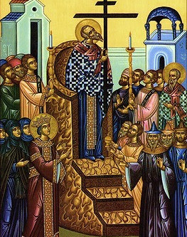 September 14 + Feast Of the Elevation of theHoly Cross