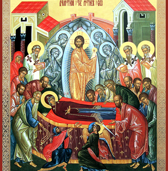 Feast of the Dormition of the Mother of God
